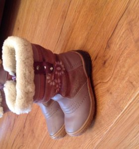Ботинки зимние, 26 размер
