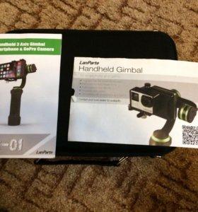 GoPro Sony LanParte электронный стабилизатор