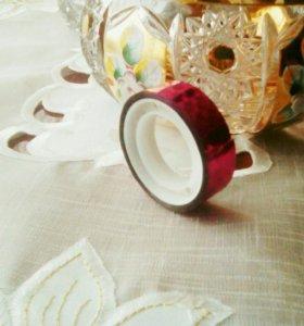 Скотч декоративный