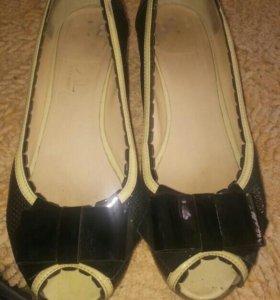 Туфли итальянские