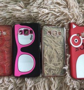 Чехлы на телефон Самсунг Galaxy А3