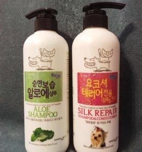Корейский Шампунь для животных. 550мл.