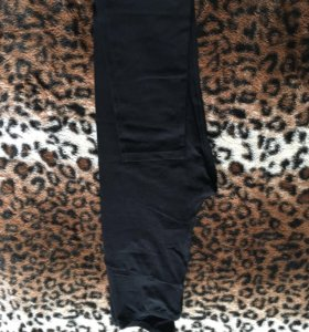 Трикотажные штаны для беременных