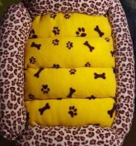 Лежак для животных.