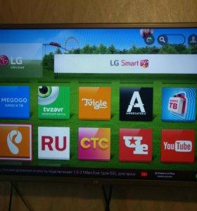 Телевизор SmartTV LG 32 дюйма