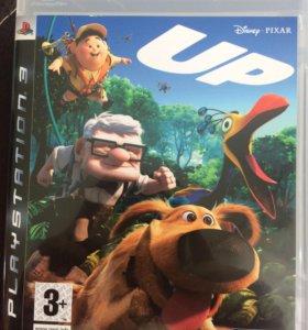 Диск с игрой для PlayStation 3