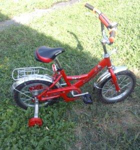 Велосипед детский MaxxPro 14