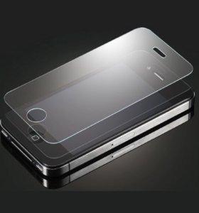 Стекла на айфон 4,4s