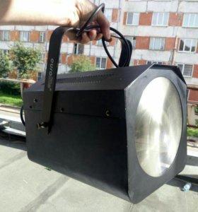 Прожектор-светомузыка