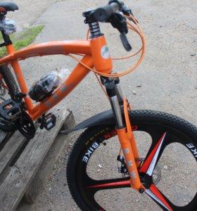 Велосипеды BikeManWant (подростковый)