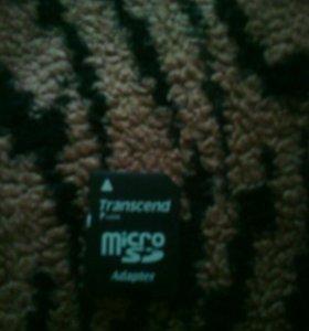 Адаптер Micro-SD