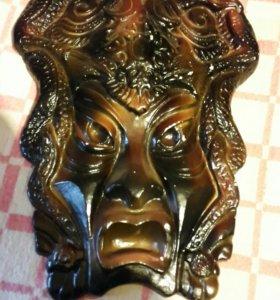 Керрамическая маска