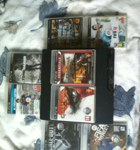 PlayStation 3 slim 500гб
