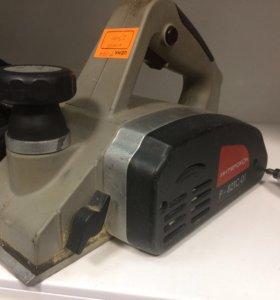 Электрорубанок интерскол р82тс01