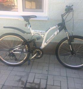 """Велосипед кросс-кантри """" Top gear""""'24 (как новый!)"""