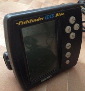 Эхолот ,Fishfinder 100 Blue