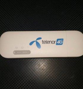 Модем 4G с функцией Wi-Fi роутера
