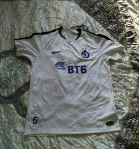 Футбольная футболка ФК Динамо