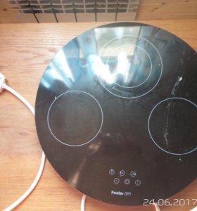 встраиваемая электро плит