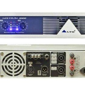 Alto Mistral 4000 2-канальный усилитель мощности
