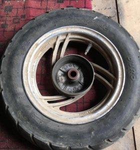 Колеса на скутер