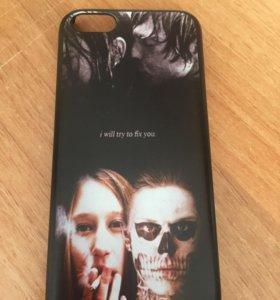 Чехол American Horror Story на IPhone 5c