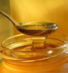 Свeжий Цветочный Мёд первой качки 2017 3 литра