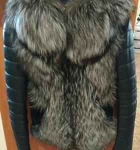 Куртка жилетка осень зима