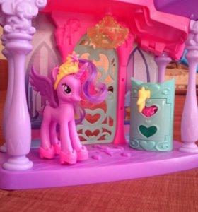 ЗАМОК ПРИНЦЕССЫ Твайлайт Спаркл My Little Pony