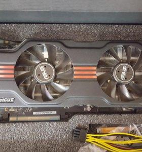 Видеокарта Asus GTX 680