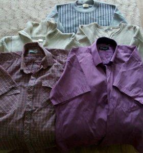 Мужская одежда 50-52 р