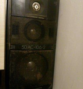 Колонка Вега 50АС-106-2