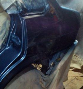 Сварочно-кузовной ремонт авто