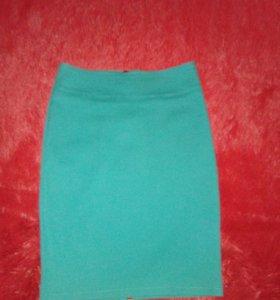 облигающая юбка