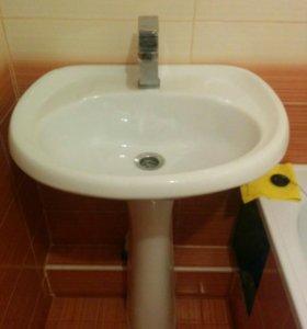 Раковина для ванной (тюльпан)