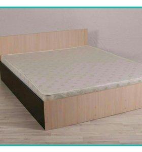 Кровать Новая с матрасом венера