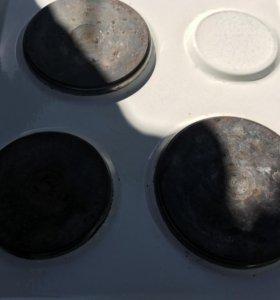 Электрическая плита с духовкой