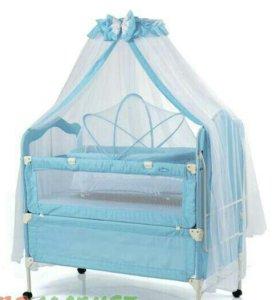 Детская кроватка(торг)