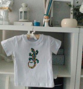 Одежда для детей и взрослых с ручной росписью