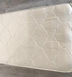 Пружинный матрас для детской кроватки 120х80х15
