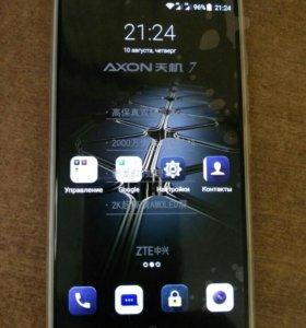 ZTE AXON 7 -флагманские характеристики