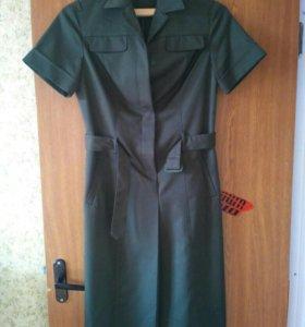 Платье для женщин военной службы,48 р-р. Продам.