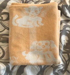 Детское одеяло, 120х95