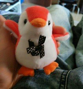 Игрушка милый пингвин