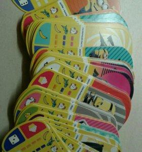 Карточки Гадкий Я