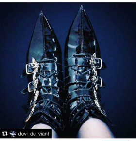 Новые Ботинки GothPikes