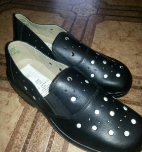 Ботинки облегчённые