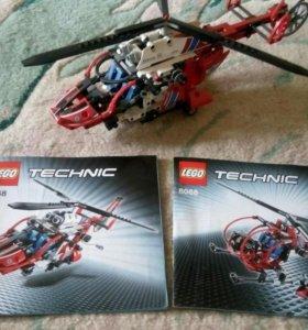 Lego вертолет 2 в 1