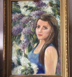 Рисую на заказ портреты