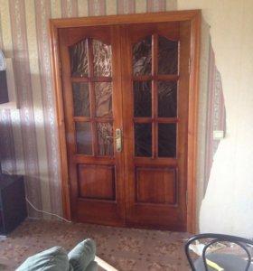 Продам двери из натурального дерева